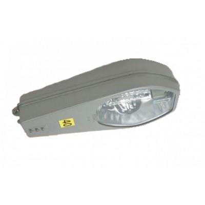 Luminária integrada Vapor de sódio com kit removível e base