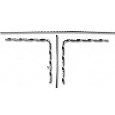 Derivação T preformada